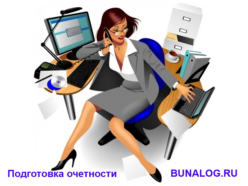 to report bunalog.ru